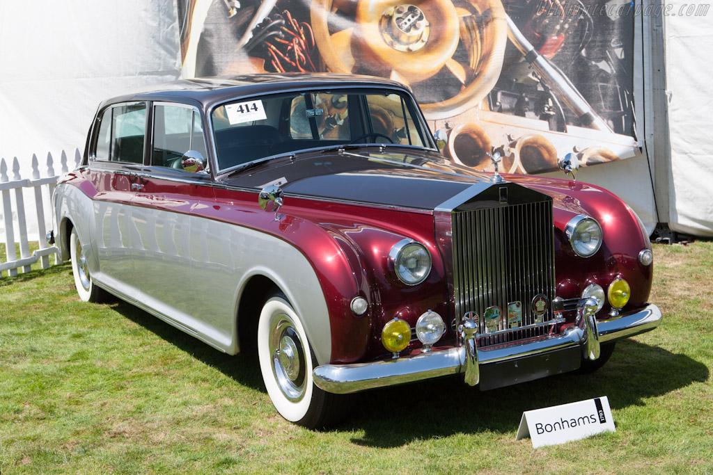Rolls-Royce Phantom V Limousine - Chassis: 5LAT82   - 2012 Monterey Auctions