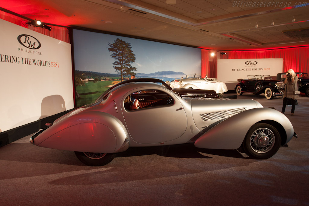 Talbot Lago T23 Teardrop Coupe - Chassis: 93064   - 2012 Monterey Auctions