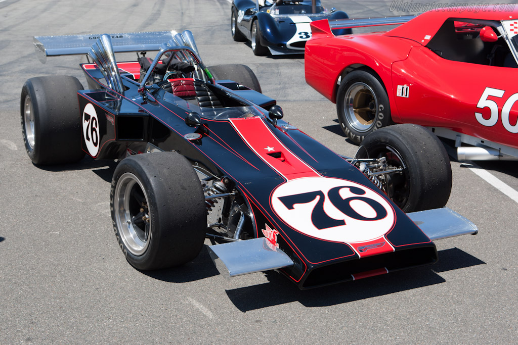 Webster F5000    - 2012 Monterey Auctions