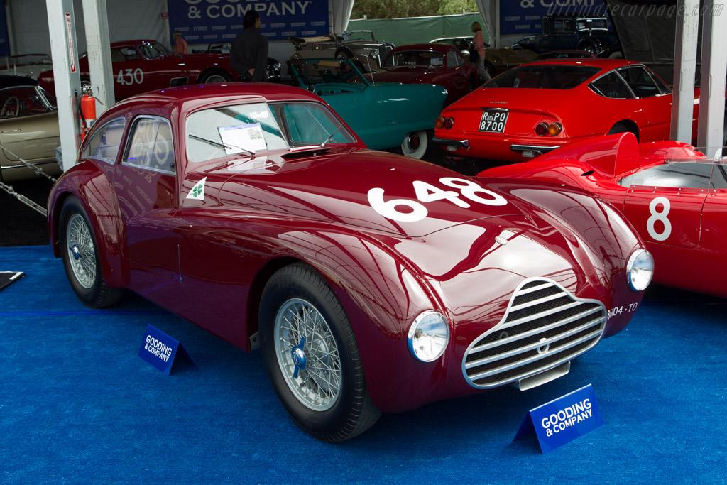 Alfa Romeo 6C 2500 Competizione - Chassis: 920002   - 2013 Monterey Auctions