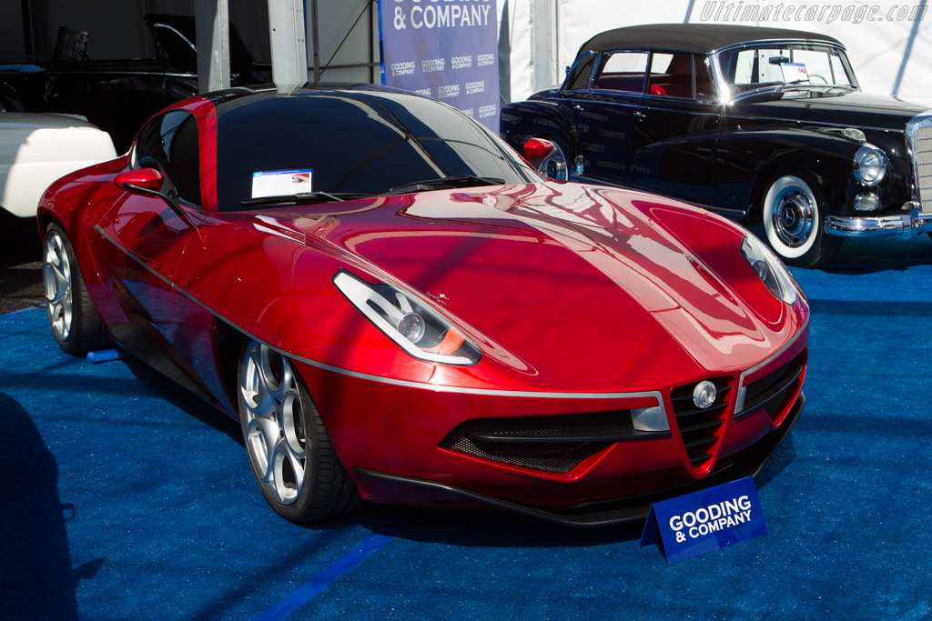 Alfa Romeo Touring Disco Volante Design Model    - 2013 Monterey Auctions