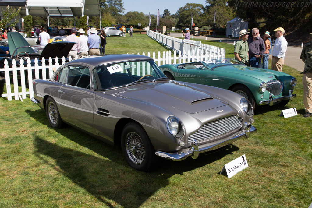Aston Martin DB5 - Chassis: DB5/1941/R   - 2013 Monterey Auctions