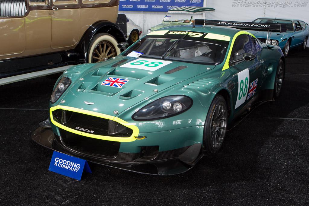 Aston Martin DBR9 - Chassis: DBR9/5   - 2013 Monterey Auctions