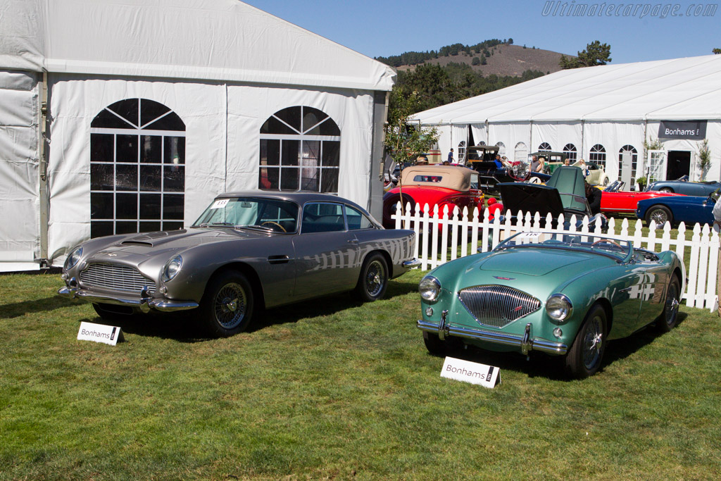 Austin-Healey 100 BN1 - Chassis: BN1-L/157169   - 2013 Monterey Auctions