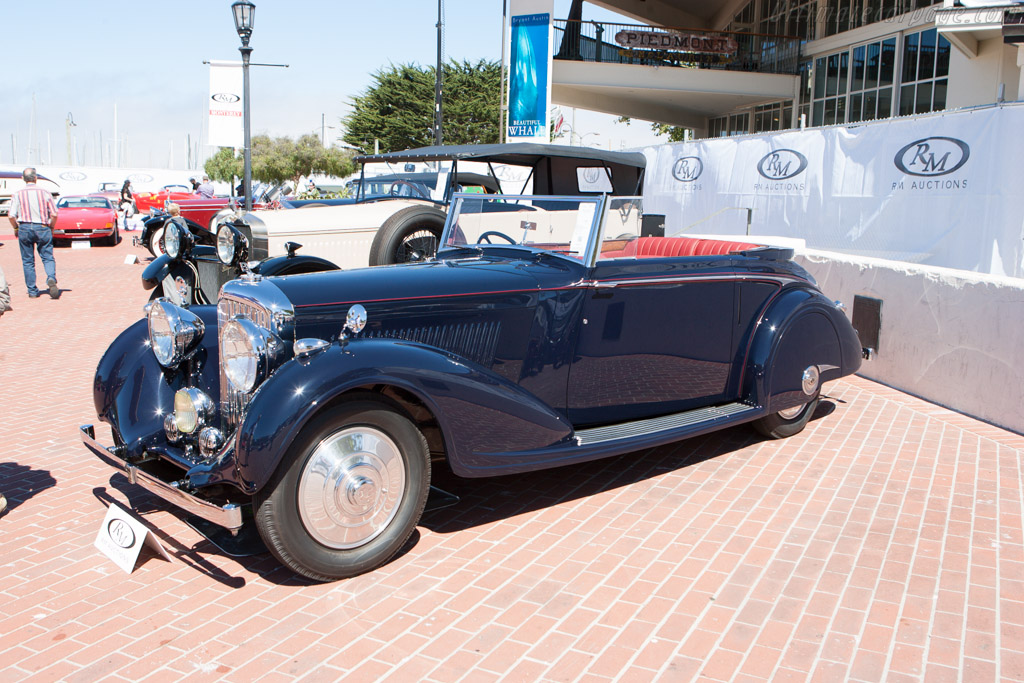 Bentley 4.25 Litre Concealed Head Coupe - Chassis: B-92-LS   - 2013 Monterey Auctions