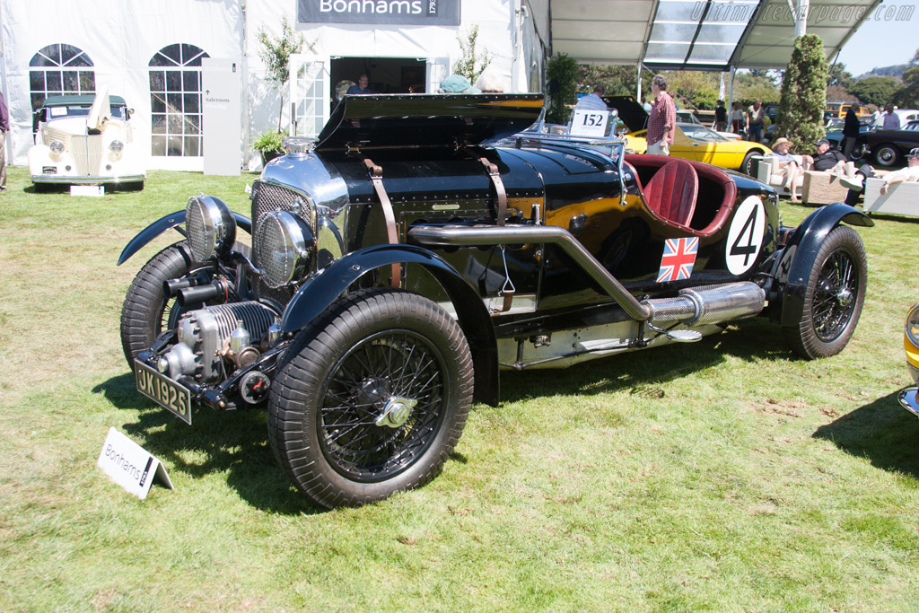 Bentley 4.5 Litre Blower - Chassis: MS3944   - 2013 Monterey Auctions