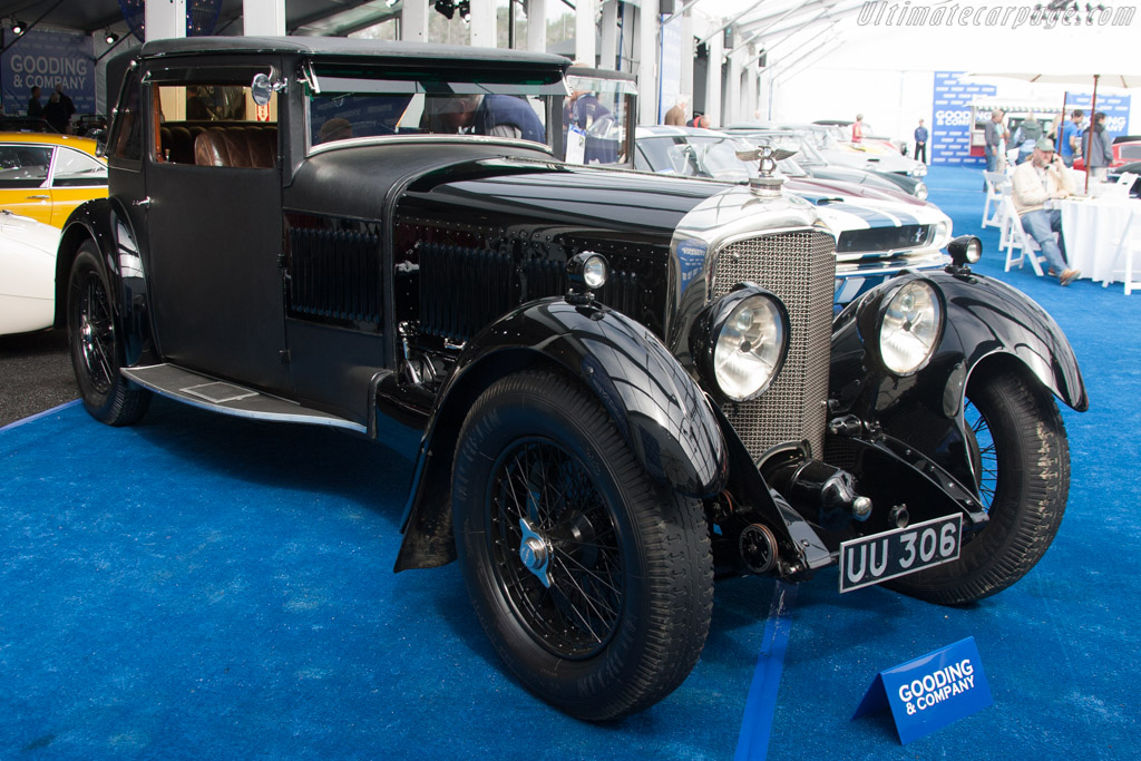Bentley Speed 6 Grafton Coupe - Chassis: FR 2630   - 2013 Monterey Auctions