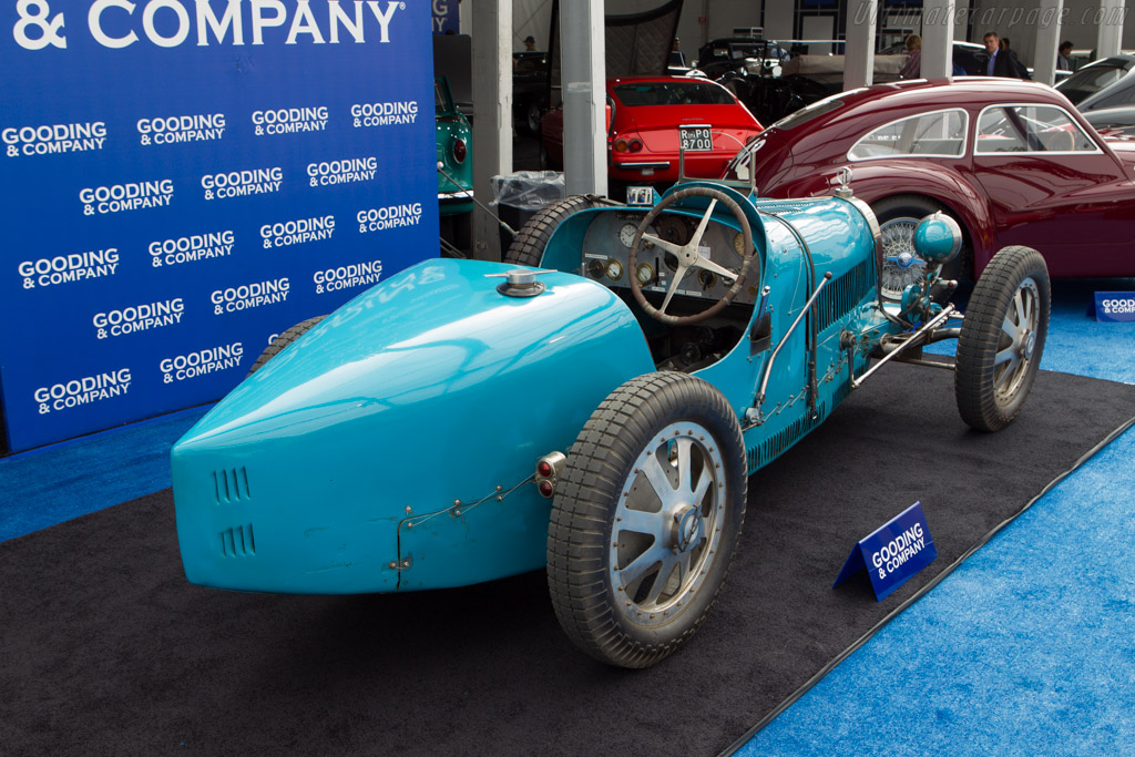 Bugatti Type 35 - Chassis: 4613   - 2013 Monterey Auctions