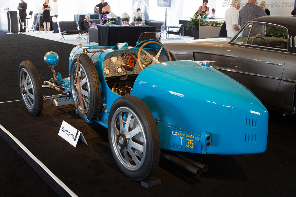 Bugatti Type 35 - Chassis: 4323   - 2013 Monterey Auctions