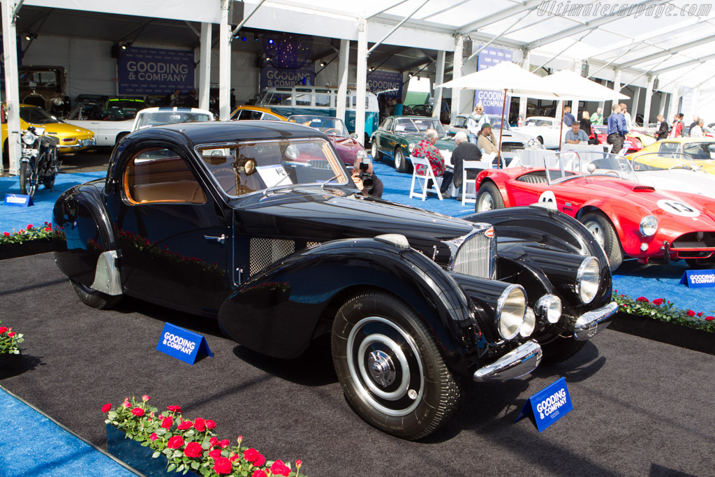 Bugatti Type 57 SC Atalante - Chassis: 57523   - 2013 Monterey Auctions