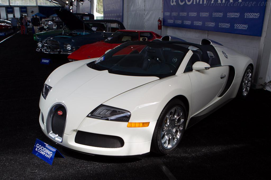 Bugatti Veyron Grand Sport - Chassis: VF9SK2C28AM795302   - 2013 Monterey Auctions