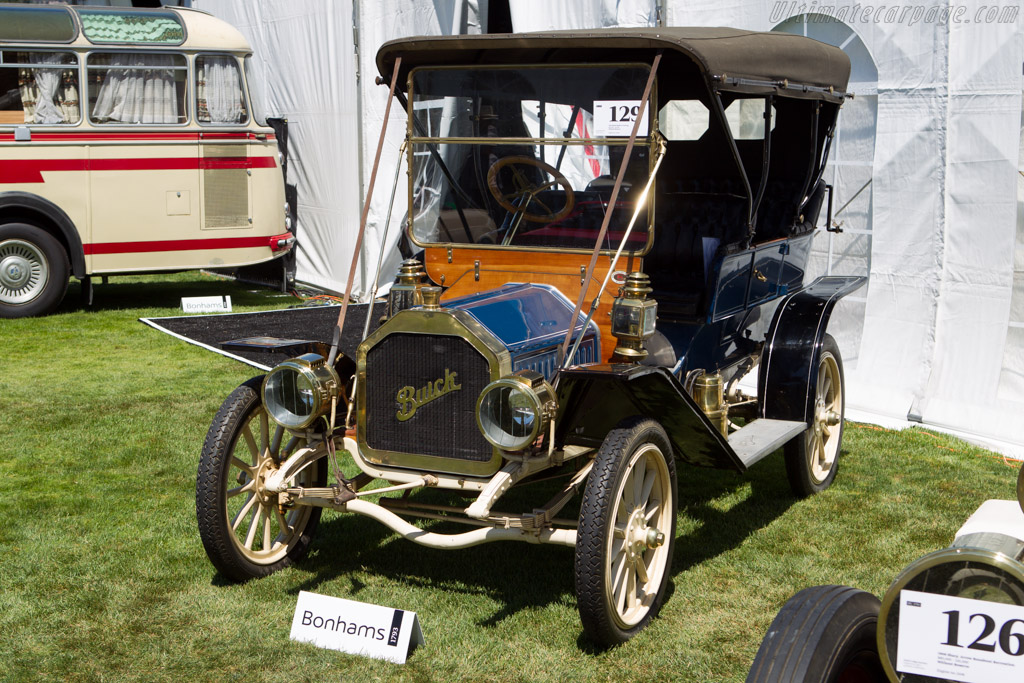 Buick Model 10 Touring - Chassis: 21278   - 2013 Monterey Auctions