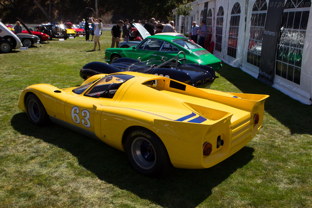 Chevron B16 - Chassis: CH-DBE-35   - 2013 Monterey Auctions
