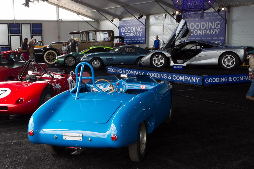 Deutsch-Bonnet HBR-53 - Chassis: HBR789   - 2013 Monterey Auctions