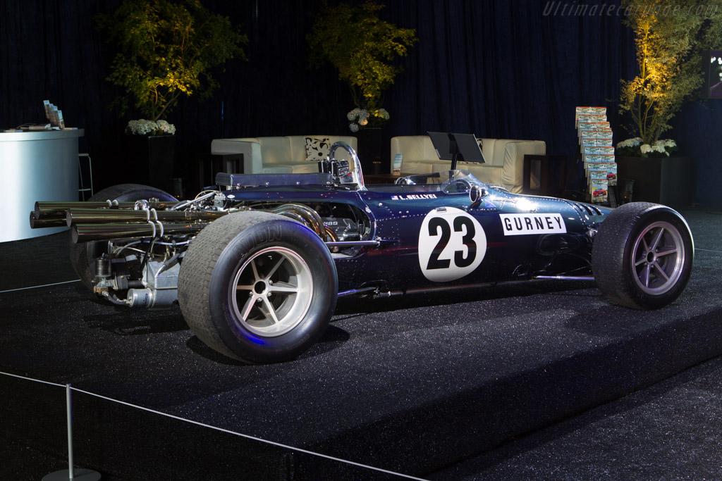 Eagle Mark I Weslake - Chassis: 102   - 2013 Monterey Auctions