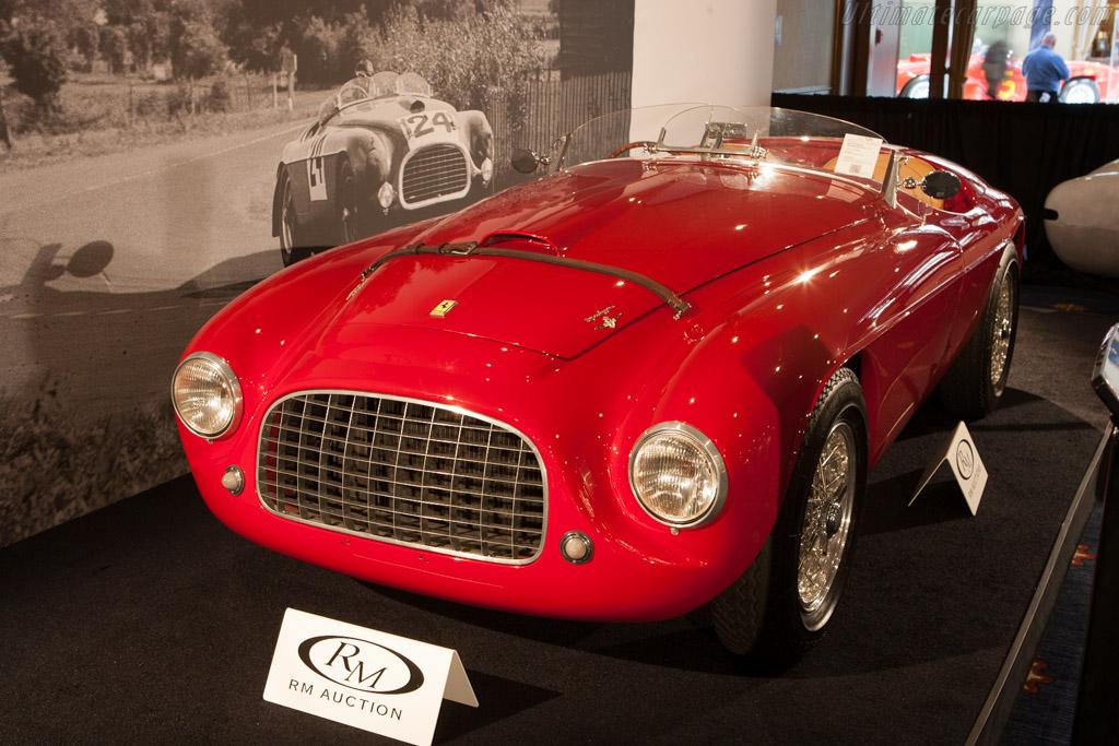 Ferrari 166 MM Touring Barchetta - Chassis: 0038M   - 2013 Monterey Auctions