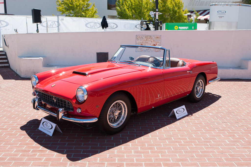 Ferrari 250 GT Cabriolet S2 - Chassis: 2683GT   - 2013 Monterey Auctions
