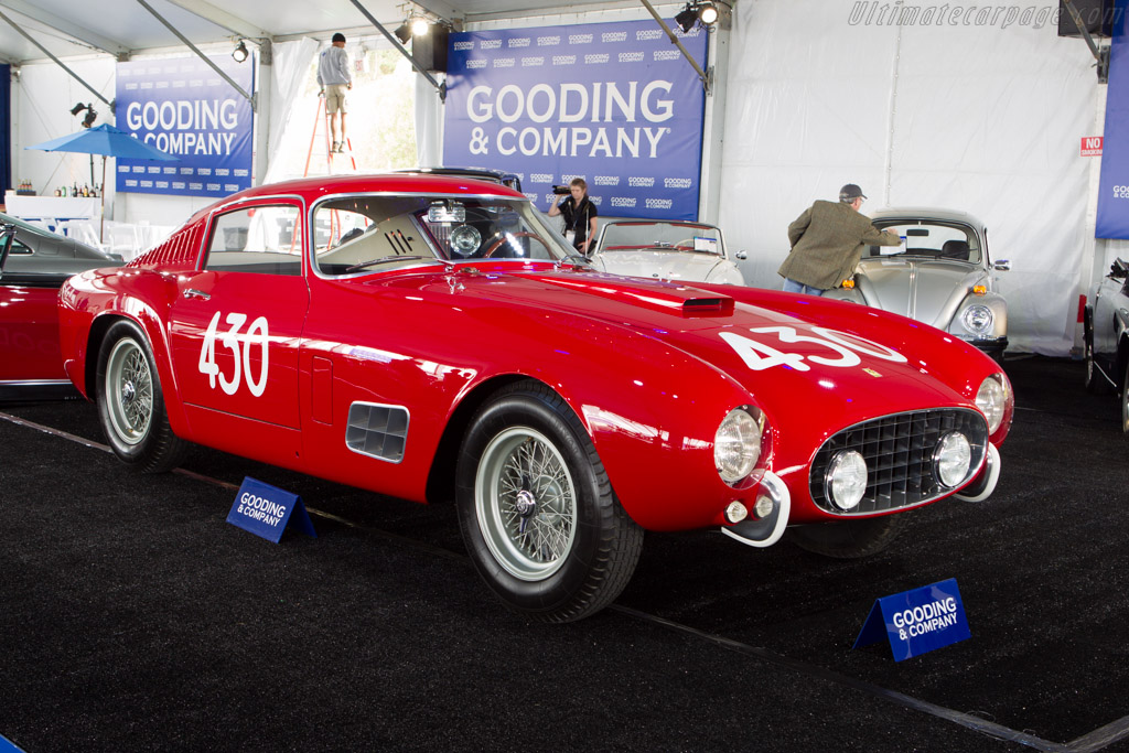 Ferrari 250 GT TdF 14 Louvre - Chassis: 0703GT   - 2013 Monterey Auctions