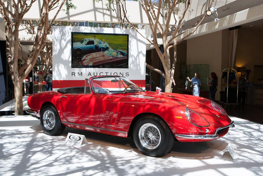 Ferrari 275 GTB/4 NART Spyder - Chassis: 10709   - 2013 Monterey Auctions