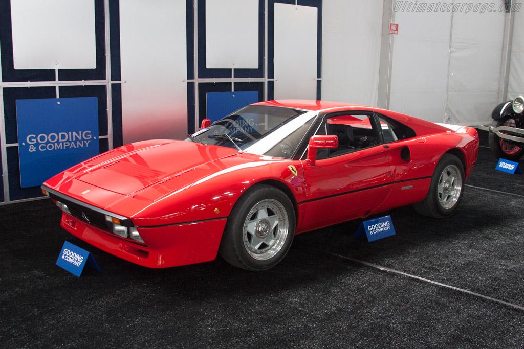 Ferrari 288 GTO - Chassis: 55669   - 2013 Monterey Auctions