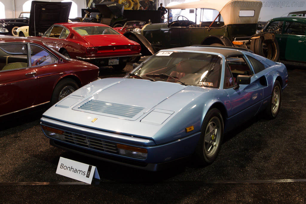 Ferrari 328 GTS - Chassis: 81609   - 2013 Monterey Auctions