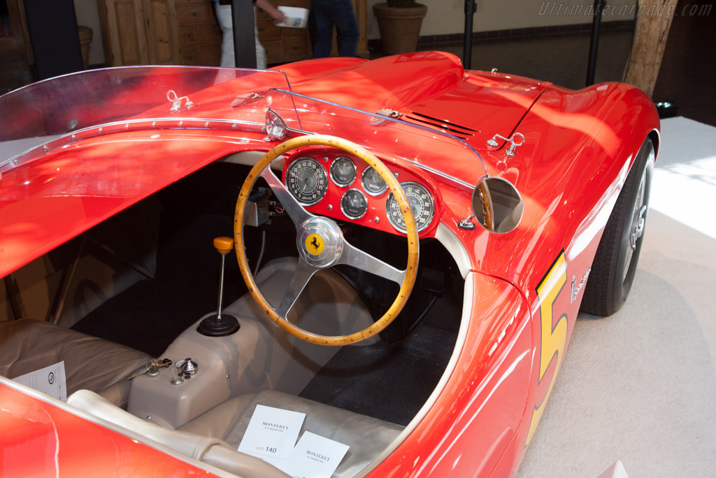 Ferrari 375 MM - Chassis: 0364AM   - 2013 Monterey Auctions