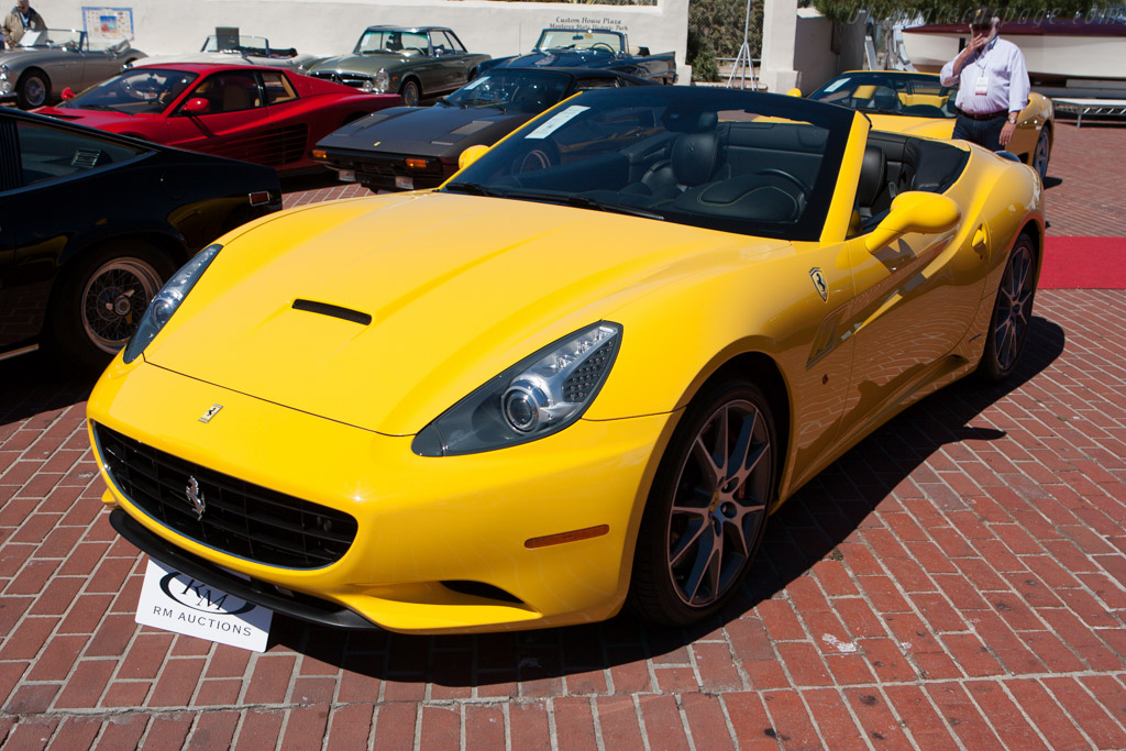 Ferrari California - Chassis: 170202   - 2013 Monterey Auctions