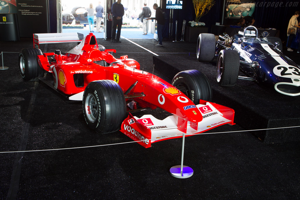 Ferrari F2002 - Chassis: 220   - 2013 Monterey Auctions