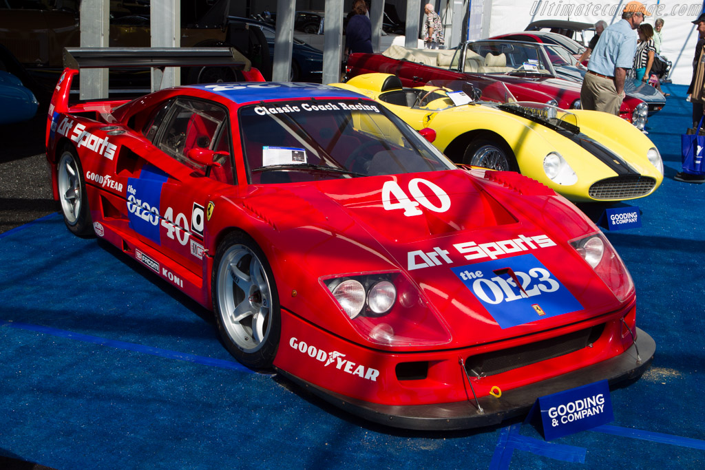 Ferrari F40 LM - Chassis: 79891   - 2013 Monterey Auctions