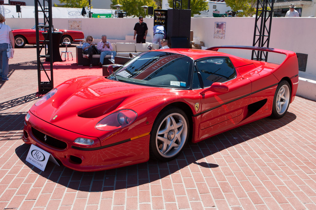 Ferrari F50 - Chassis: 99999   - 2013 Monterey Auctions