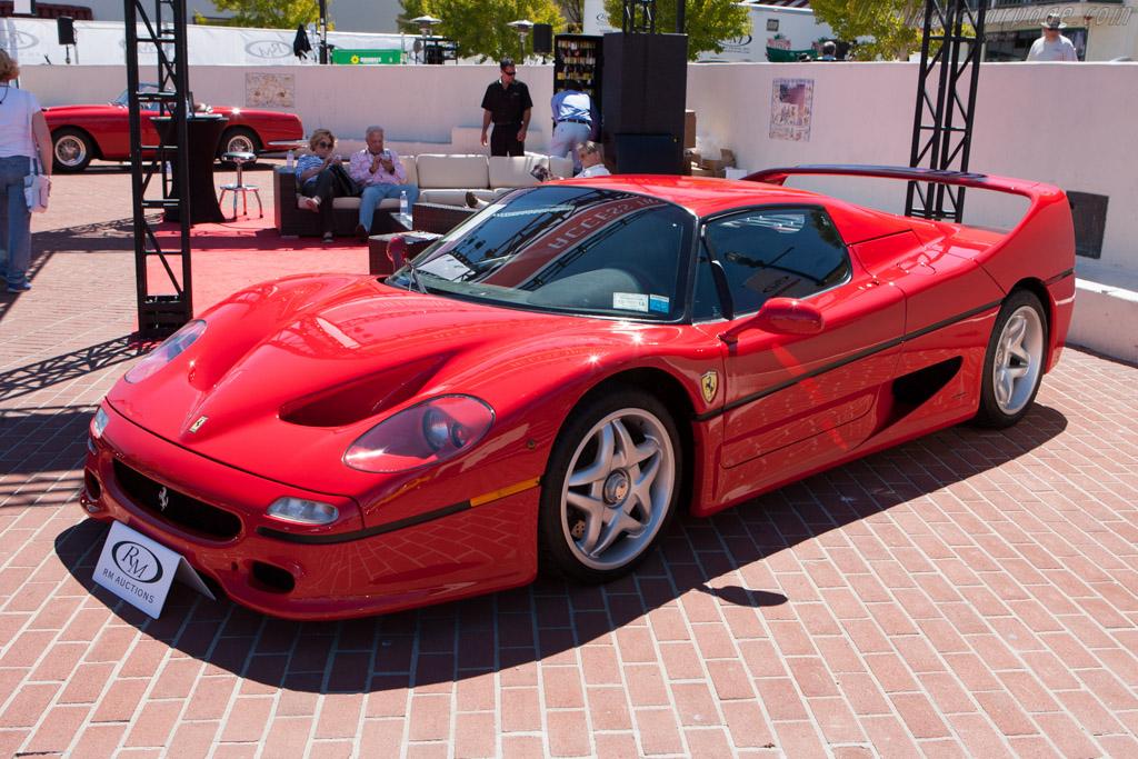 Ferrari F50 - Chassis: 99999  - 2013 Monterey Auctions
