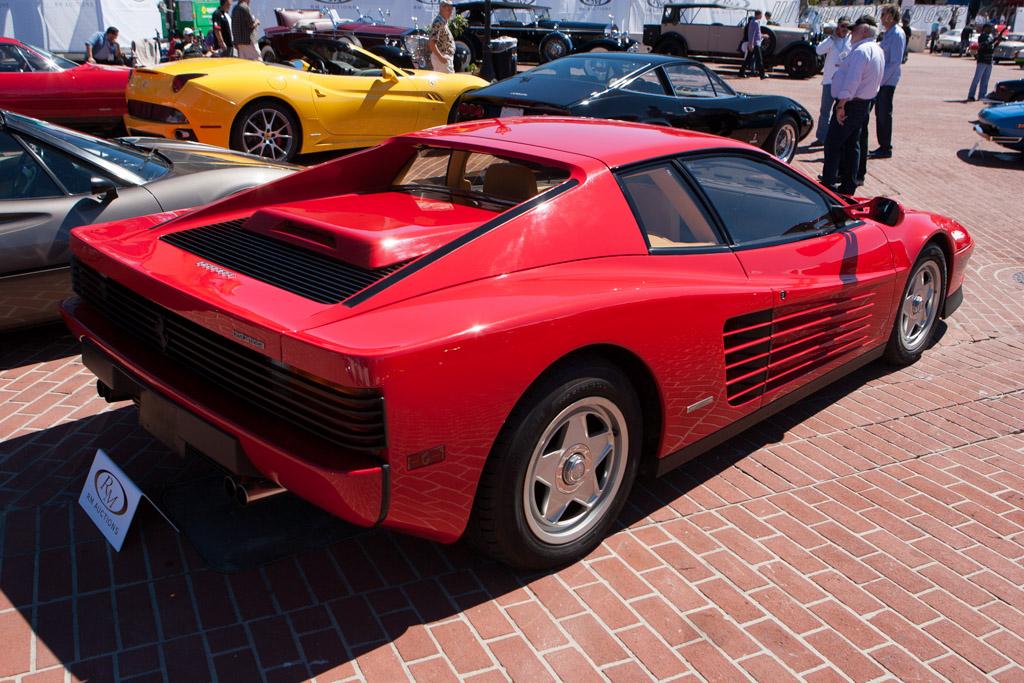 Ferrari Testarossa - Chassis: 71823   - 2013 Monterey Auctions