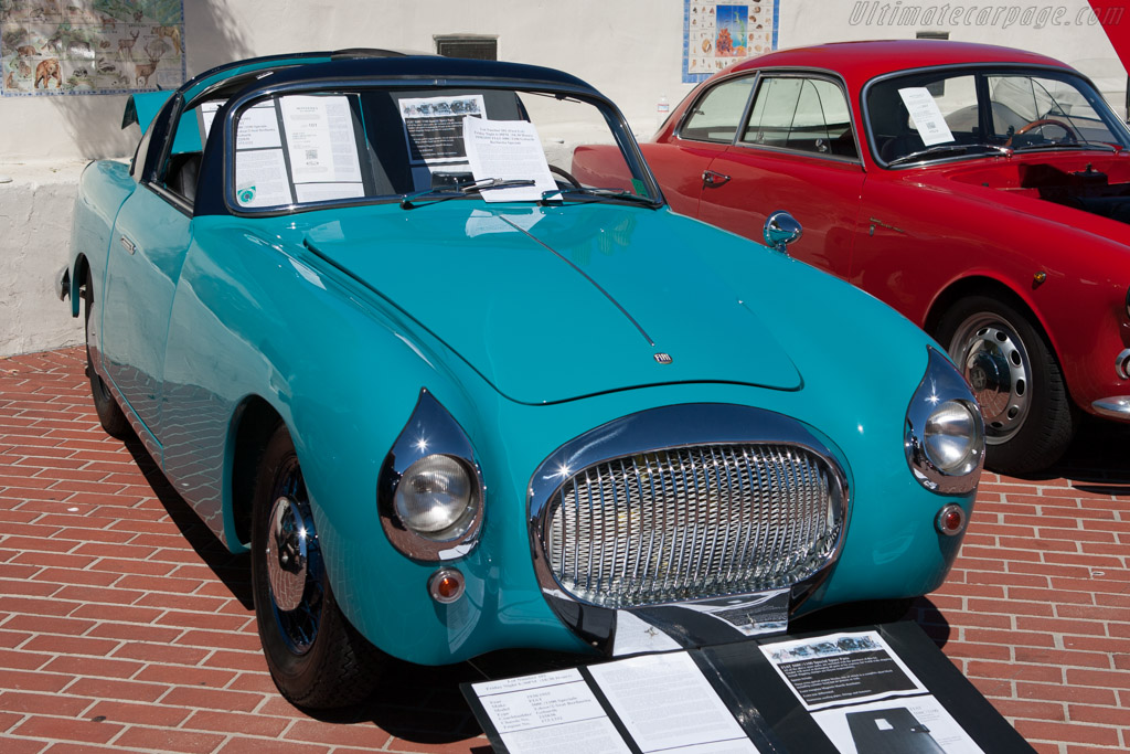Fiat 508C Berlinetta Speciale - Chassis: 225838   - 2013 Monterey Auctions