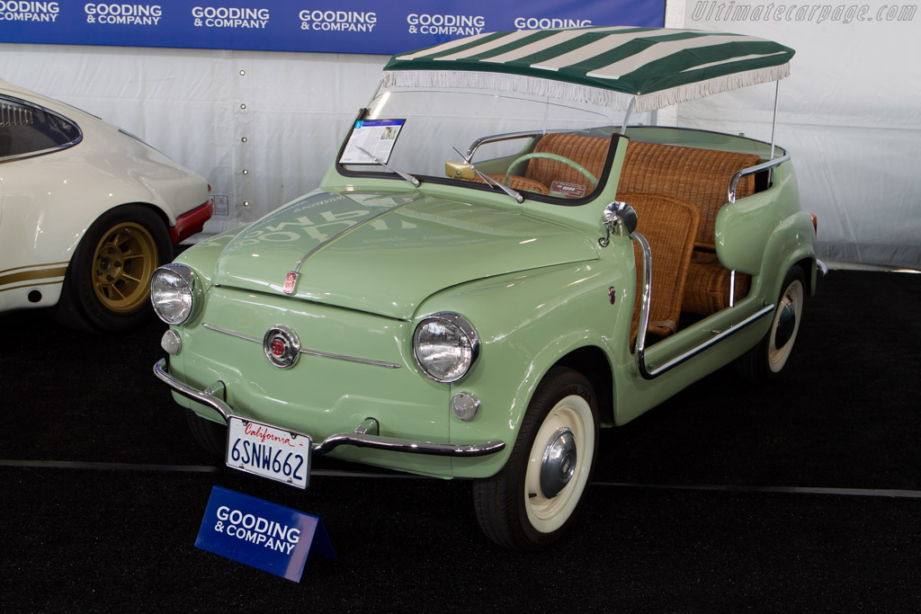 Fiat 600 Jolly - Chassis: 438635   - 2013 Monterey Auctions