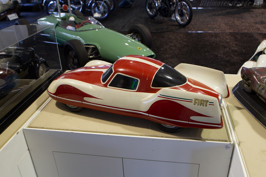 Fiat Turbina Scale Model    - 2013 Monterey Auctions