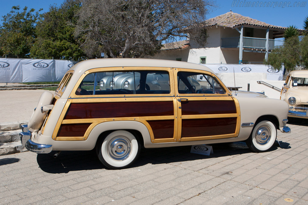 Ford Custom Deluxe Station Wagon - Chassis: BOSP136917   - 2013 Monterey Auctions