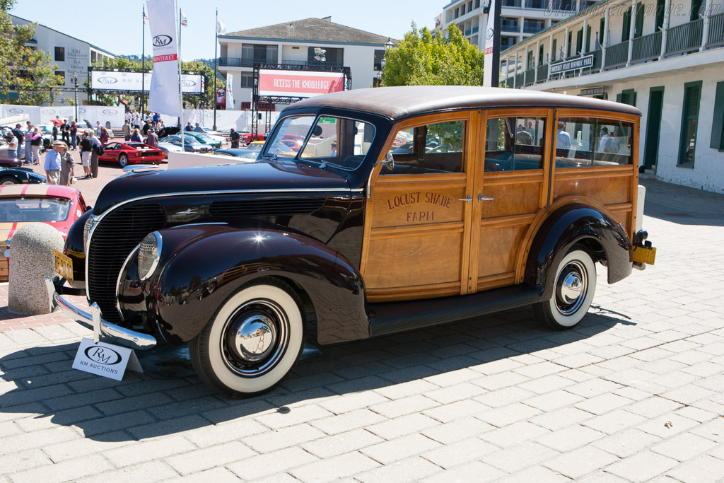 Ford Deluxe Station Wagon - Chassis: 18-4551770   - 2013 Monterey Auctions