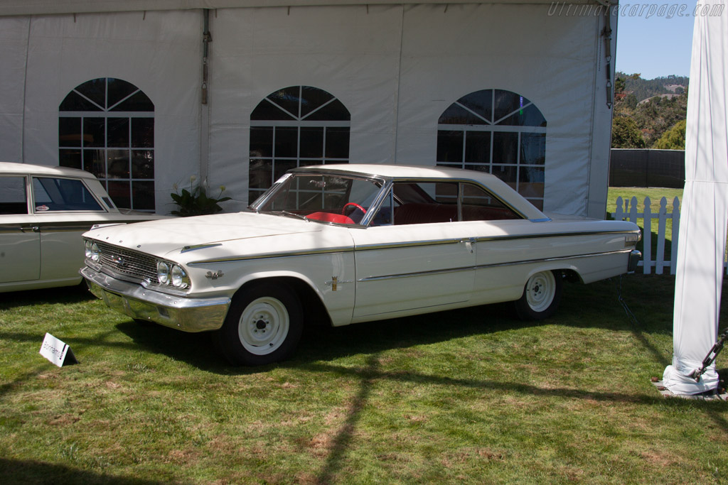 Ford Galaxie 500 R-Code - Chassis: 3N66R144637   - 2013 Monterey Auctions