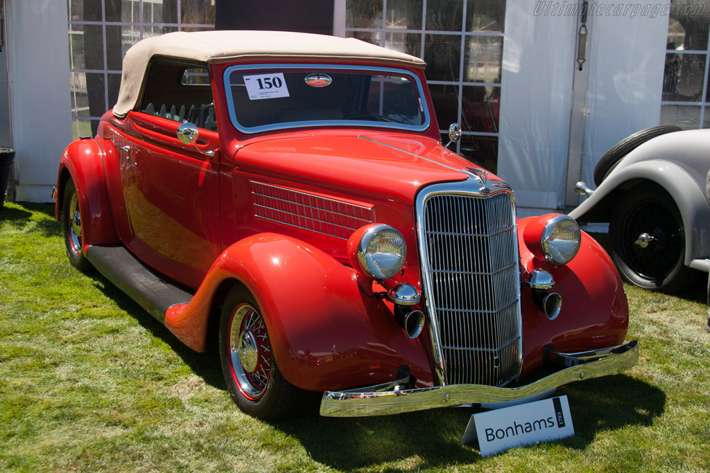 Ford Model 48 Roadster Hot Rod - Chassis: 181302161   - 2013 Monterey Auctions