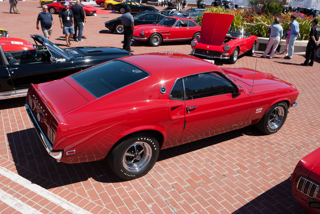 Ford Mustang Boss 429 - Chassis: 9F02Z150469   - 2013 Monterey Auctions
