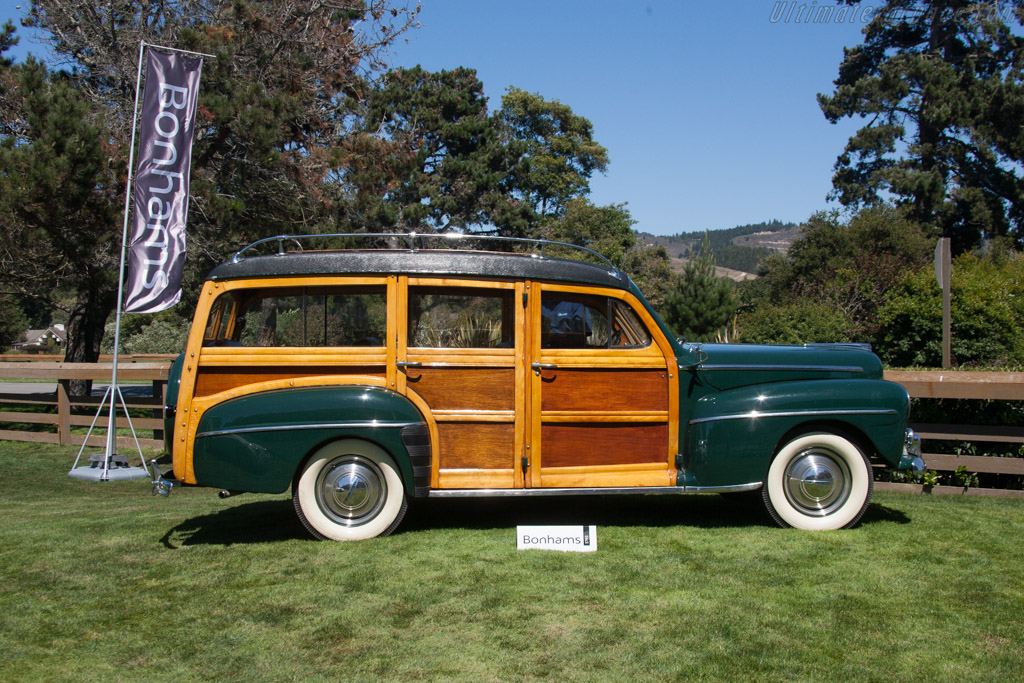 Ford Super DeLuxe Woodie Station Wagon - Chassis: 899A2254882   - 2013 Monterey Auctions