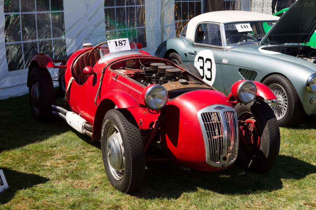 Frazer Nash Le Mans Replica Mk II - Chassis: 421/200/174   - 2013 Monterey Auctions