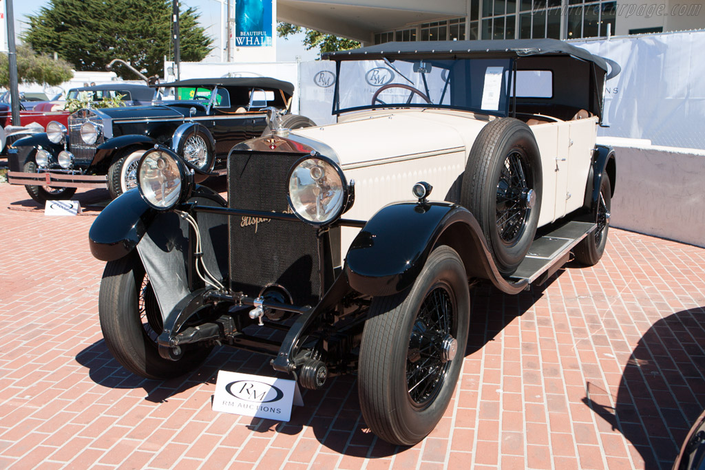 Hispano Suiza H6B Torpedo - Chassis: 11527   - 2013 Monterey Auctions