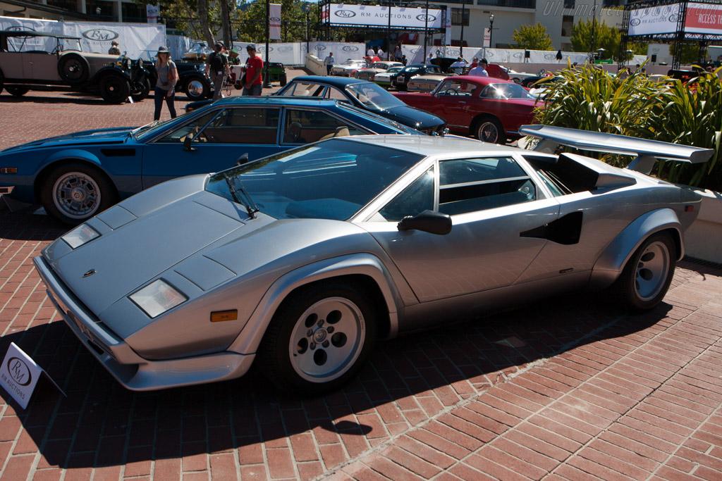 Lamborghini Countach 5000 S - Chassis: LA12507   - 2013 Monterey Auctions