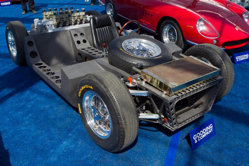 Lamborghini Miura Chassis    - 2013 Monterey Auctions