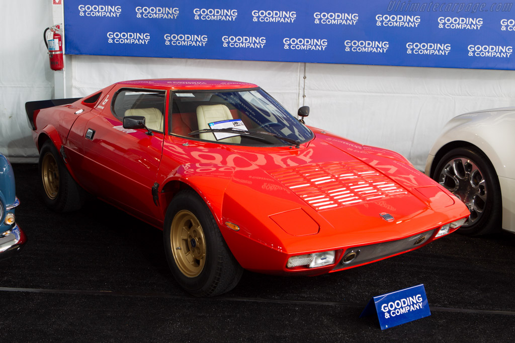 Lancia Stratos HF Stradale - Chassis: 829AR0 001556   - 2013 Monterey Auctions