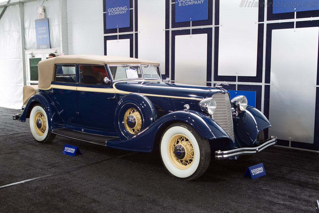 Lincoln KB Convertible Sedan - Chassis: KB3444   - 2013 Monterey Auctions