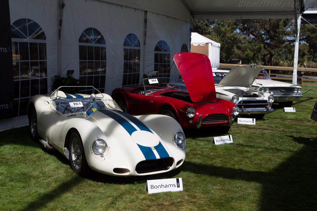 Lister Knobbly Chevrolet - Chassis: BHL 115   - 2013 Monterey Auctions