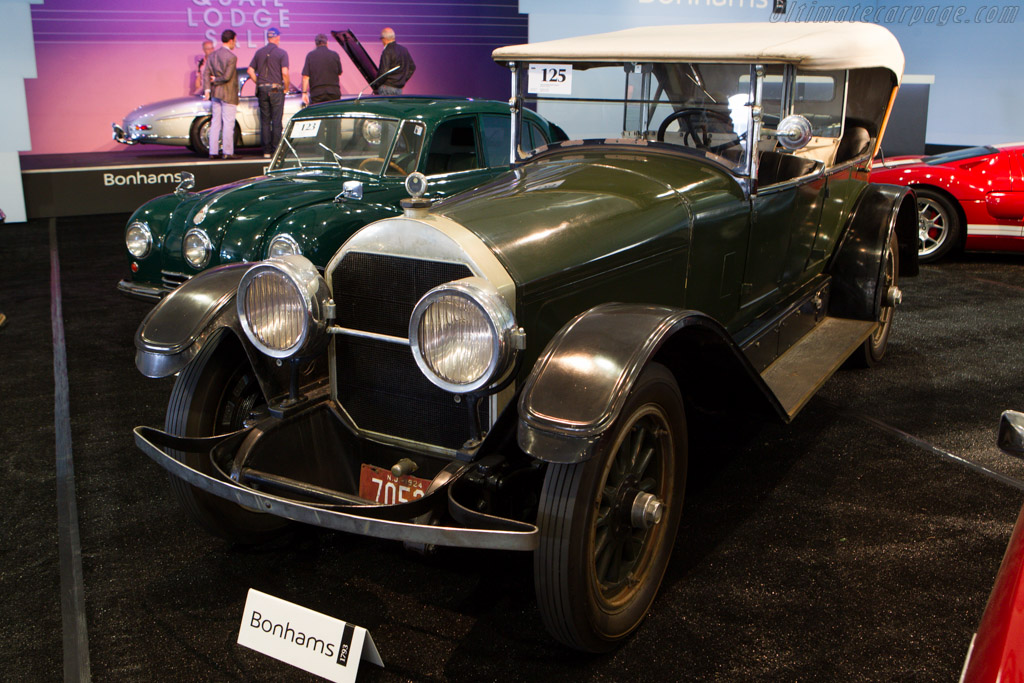 Locomobile Model 48 Sportif - Chassis: 19131   - 2013 Monterey Auctions