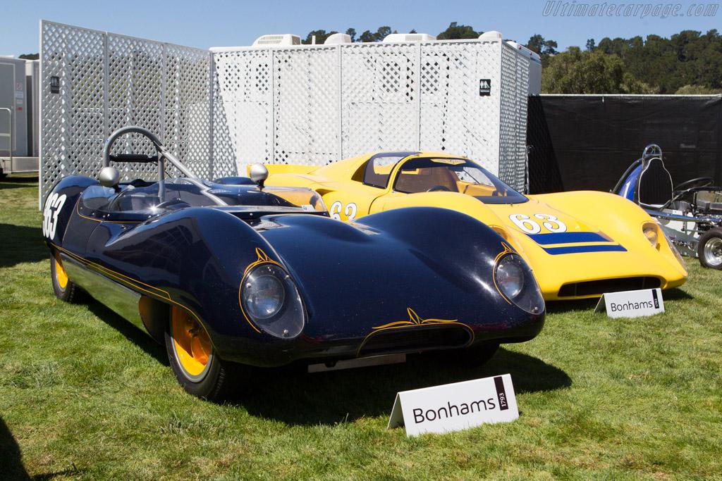 Lotus Eleven    - 2013 Monterey Auctions